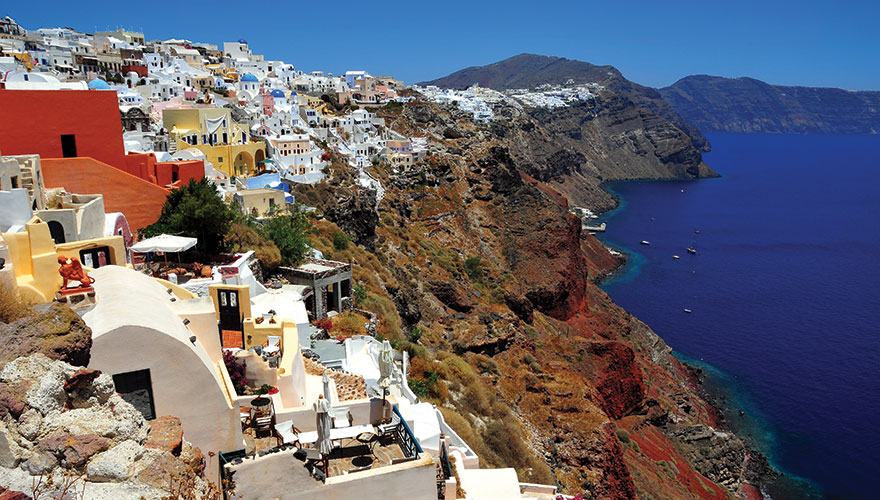 Fira-village-in-Santorini