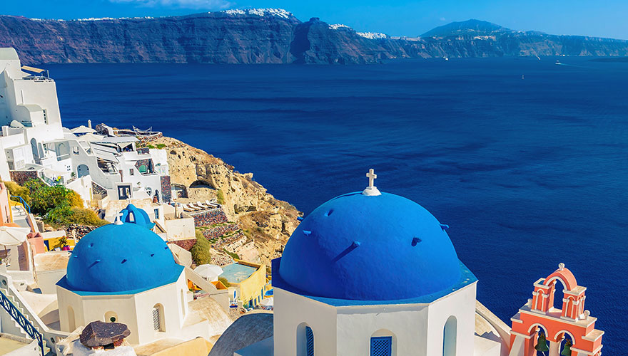 Santorini-and-caldera-view